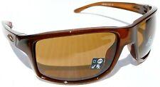 NEW* Oakley GIBSTON Tortoise Sport Wrap PRIZM Golf Bronze Sunglass 9449-02