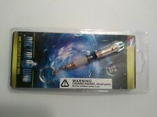 Doctor Who 11th Sonic Screwdriver Keychain Torch Sealed!