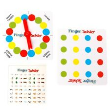Funny Finger Twister Board Game Mini Table Toy Party Favor Valentine Gift
