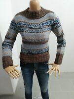Maglione MARLBORO CLASSICS Donna Sweater Woman Pull Femme Taglia Size S 8257