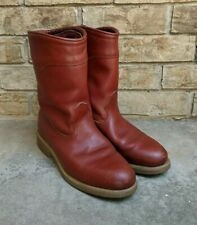 Vintage Red Wing Irish Setter Pull-On insulated Work Boots 811 Men's 8.5 D EUC
