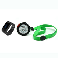 SINGCALL Wireless Emergency Call System, Caring System 1 Wrist Receiver, 1 Pager