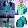 Kpop BTS Baseball Jumper Uniform Coat ARMY.ZIP+ Varsity Jacket Bangtan Boys Gift