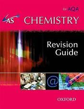 Good, AS Chemistry for AQA Revision Guide, Clinton, Sandra, Poole, Emma, Book