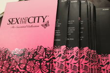 SEX AND THE CITY RARE DELETED DVD COMPLETE BOX SET  THE ESSENTIAL COLLECTION 1-6