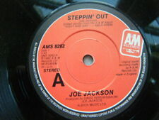 "JOE JACKSON - STEPPIN OUT  - 7"" SINGLE - 80'S NEW WAVE / PUNK"