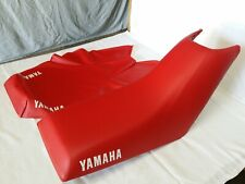 YAMAHA YZ250 1989 MODEL REPLACEMENT SEAT COVER Y119 red