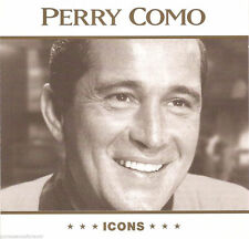 Perry Como - Icons (2006)  2CD NEW/SEALED  SPEEDYPOST
