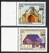 DDR 1975 Mi. Nr. 2094-2095 mit Rand Postfrisch (26295)