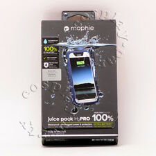 mophie juice pack H2PRO Waterproof Case For iPhone 6 iPhone 6s (Blue/White) New