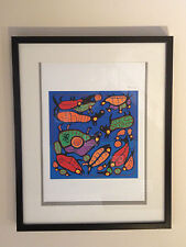NORVAL MORRISSEAU - SET OF 3 LIMITED EDITION SERIGRAPH - 2003 # 973/4500