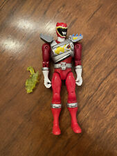 Power rangers Dino super Charge Dino drive Red Ranger Figure Build A Figure