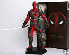 """Crazy Toys Marvel Legends Wave X-men Deadpool Wade Wilson 12"""" PVC Action Figure"""