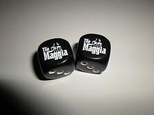 Pair of Custom Heroclix maggia (marvel mafia) Dice