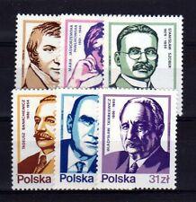 POLOGNE - POLSKA Yvert n° 2669/2674 neuf sans charnière MNH