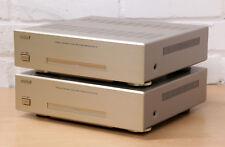 DENON POA-F100 Amplificateur de puissance 3 canaux 60 W mono blocs Tri Amp 3-WAY 99p NR