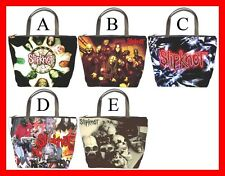 Slipknot American heavy Metal Band Bucket Bag Handbag Purse #PICK1