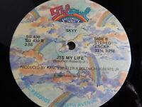"""Skyy – Dancin' To Be Dancin' 12"""" Single Electronic,Funk,Soul"""