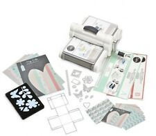 Machine SIZZIX Big Shot PLUS (A4) white & grey+ Starter Kit modèle 2017