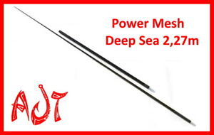 "Rodbuilding Rutenbau Blank ""Power Mesh Deep Sea"" 2,27m PE 3-6 Heilbutt Norwegen"