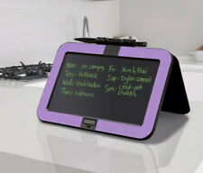 Dashboard Boogie Board eWriter Tablet with Hardcover Shell Case, Purple, NIB