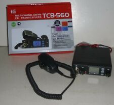 CB Funk CB Transceiver tti TCB 560 Multi Cannel AM/FM 12/24 Volt 4 Watt