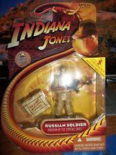 Indiana Jones Kingdom of the Crystal Skull Russian Soldier BRAND NEW 2008