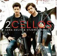 Luka Sulic : 2cellos CD (2011) ***NEW*** Highly Rated eBay Seller, Great Prices