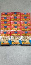 Wwf Wwe Topps Wrestling Retro Vintage Trading Cards Brand New + Sealed Hulk.