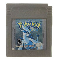 POKEMON SILVER EDITION Gameboy Color; TESTED AUTHENTIC Game Boy Nintendo