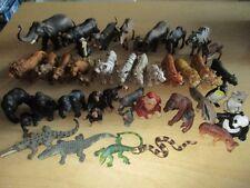 45 x SCHLEICH Tiere Afrika Wildnis Zoo Raritäten Sammlung