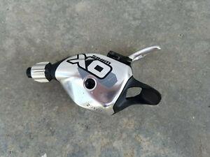SRAM XO Mountain Bike Left Trigger Shifter 2x speed 115 grams Great Condition!
