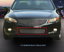 Fits 2008 2009 2010 Honda Accord Coupe Billet Grille Grill Bumper