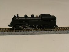 Kato N Scale 2002 2-6-4 Tank Steam Locomotive Undecorated - Tested