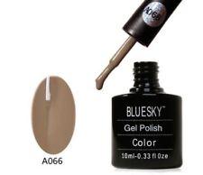 Bluesky UV LED Soak Off Nail Polish A66 Greystone 10ml