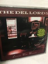 NEW~Lovers Who Wander [Bonus Tracks] by The Del-Lords (CD 2010)~ free 1st class!