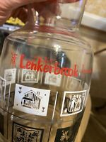 Vintage Lenkerbrook Farms Milk Antique Milk Bottle