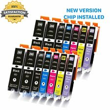 Ink Cartridges for Canon PGI-280 CLI-281 XXL PIXMA TS8120 TS8220 TS9120 9520