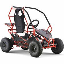 MotoTec Maverick Go Kart 36v 1000w - RED or BLUE - NO CA SALES