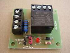 Handy Little Mini relay Board, 12vdc or  24vdc operation
