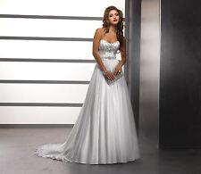 Sottero and Midgley Wedding Dress ADELE Brand New Size UK 12 Ivory