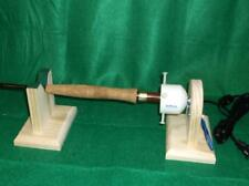 Rod Dryer with  1 stand 18 rpm motor 4Pt.
