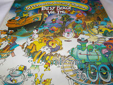 PATSY BISCOE - 50 FAVOURITE NURSERY RHYMES VOL TWO -  OZ 50 TRK LP-