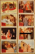 BEAUTY ON PARADE, 1950, Ruth Warrick beauty pageant, U.S.11x14 Lobby Card Set  ^