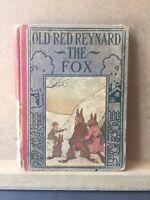 HENRY ALTEMUS- OLD RED REYNARD THE FOX-1920