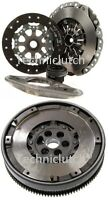 LUK DUAL MASS FLYWHEEL DMF AND CLUTCH KIT FOR BMW 3 SERIES 318I