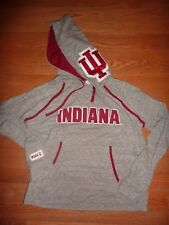 "VICTORIAS SECRET PINK ""PINK"" UNIVERSITY OF ""INDIANA""""IU"" ""HOOSIERS"" HOODIE NWT"