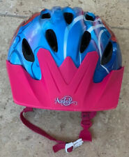 Disney Princess Little Mermaid Ariel Kids Toddler Girls Bike Helmet 50-54cm