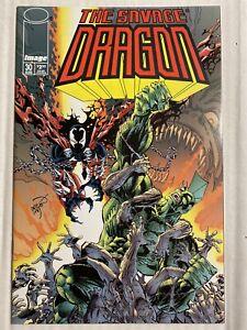 The Savage Dragon #30