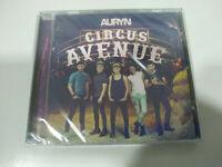 Auryn Zirkus Avenue Wea - CD+Bonus Neu - 2T